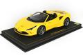 ** 予約商品 ** BBR P18183AV 1/18 Ferrari F8 Tributo Spider Giallo Modena Limited 158pcs(ケース付)
