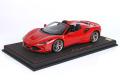 ** 予約商品 ** BBR P18183GV 1/18 Ferrari F8 Spider Rosso Corsa Limited 48pcs (ケース付)