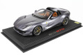 ** 予約商品 ** BBR P18184AV 1/18 Ferrari 812GTS Grigio Silverstone (ケース付)