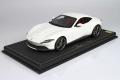 ** 予約商品 ** BBR P18185BV 1/18 Ferrari Roma White (ケース付)