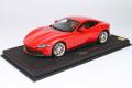 ** 予約商品 ** BBR P18185E1V 1/18 Ferrari Roma Rosso Corsa Limited 48pcs (ケース付)