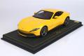 ** 予約商品 ** BBR P18185GV 1/18 Ferrari Roma Giallo Modena Limited 32pcs (ケース付)