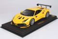 ** 予約商品 ** BBR P18186CV 1/18 Ferrari 488 Challenge Evo 2020 Giallo Modena Limited 30pcs (ケース付)