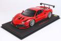** 予約商品 ** BBR P18186EV 1/18 Ferrari 488 Challenge Evo 2020 Rosso Corsa Limited 60pcs (ケース付)