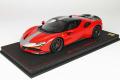 ** 予約商品 ** BBR P18188AV 1/18 Ferrari SF90 Stradale Pack Fiorano Rosso Corsa  (ケース付)