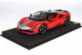 ** 予約商品 ** BBR P18188A1V 1/18 Ferrari SF90 Stradale Pack Fiorano Rosso Corsa Limited 99pcs (ケース付)
