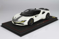 ** 予約商品 ** BBR P18188E1V 1/18 Ferrari SF90 Stradale Pack Fiorano Bianco Italia Metal Limited 16pcs (ケース付)