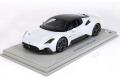 ** 予約商品 ** BBR P18191AV 1/18 Maserati MC20 2020 Bianco Audace Limited 300pcs (ケース付)