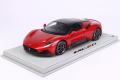 ** 予約商品 ** BBR P18191CV 1/18 Maserati MC20 2020 Rosso Vincente Limited 150pcs (ケース付)