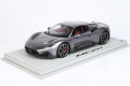 ** 予約商品 ** BBR P18191F1V 1/18 Maserati MC20 2020 Grigio Mistero (ルーフ同色) Limited 24pcs (ケース付)