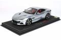 ** 予約商品 ** BBR P18197AV 1/18 Ferrari Portofino M (Closed roof) Grigio Titanio Metal (ケース付)