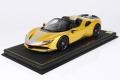 ** 予約商品 ** BBR P18198AV 1/18 Ferrari SF90 Spider Pack Fiorano Giallo Montecarlo Limited 24pcs (ケース付)