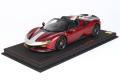 ** 予約商品 ** BBR P18198DV 1/18 Ferrari SF90 Spider Pack Fiorano Rosso Fiorano Limited 32pcs (ケース付)
