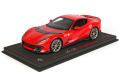 ** 予約商品 ** BBR P18207B3V 1/18 Ferrari 812 Competizione 2021 Rosso Corsa /Horizontal Silver Nurburgring Strip (ケース付)
