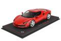 ** 予約商品 ** BBR P18210AV 1/18 Ferrari 296GTB Rosso Corsa (ケース付)