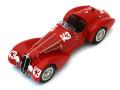 プロフィール P24044 1/24 アルファロメオ 2900B Mille Miglia 38 1st n.143