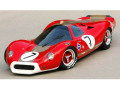 プロフィール24 P24046 1/24 フォード 3L P68 Alan Mann Nurburgring 68