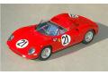プロフィール P24058 1/24 フェラーリ 250P Le Mans 1963 Winner