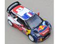 プロフィール P24080 1/24 シトロエン DS3 WRC フランスラリー 2011