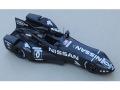 プロフィール P24085 1/24 デルタウイング Le Mans 2012 #0