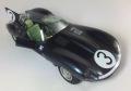プロフィール P24105 1/24 ジャガー D Type Le Mans 1957 Winner n.3