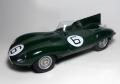 プロフィール24 P24108 1/24 ジャガー D Type Le Mans 1955 Winner n.6