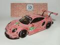 プロフィール24 P24112 1/24 Porsche 911 RSR n.92 1st GT Pro Pink Pig Le Mans 2018