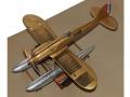 プロフィール P24plane01 1/24 Gloster VI Schneider Trophy race 1929