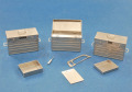 HIRO P982 1/20 Tool Box Set B