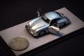 ** 予約商品 ** PGM 1/64 Porsche 356 Silver (Nomal ver.)