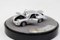 ** 予約商品 ** PGM 1/64 Porsche 356 Silver (Luxury ver.)