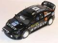 Provence Miniatures K176 フォード FOCUS WRC SUEDE 2010  GRONHOLM