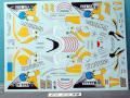 RENAISSANCE MTK12016 1/12 ヤマハ YZR-M1 2005 Tech3 Miro Xaus/Elias デカール 【メール便可】