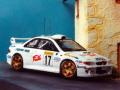 RENAISSANCE int34j スバル Impreza WRC MC 99  パニッツィ
