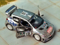 RENAISSANCE int51c プジョー 206 WRC Sueden 1er 2000