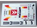 RENAISSANCE TK24/100 1/24 シトロエン Xsara WRC Bugalski 1st ドイツラリー01トランスキット