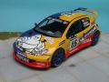 RENAISSANCE TK24/139 1/24 プジョー 206 WRC Michellin Rossi RAC 2002デカール 【メール便可】