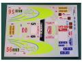 RENAISSANCE TK24/263DS 1/24 Subaru Impreza S12 WRC Monte Carlo /Tdc 2006 Decal 【メール便可】