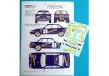 RENAISSANCE TK24/440 1/24 スバル レガシー Gr.A Tour de corse 1993 デカール 【メール便可】