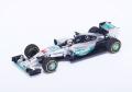 SPARK 1/43完成品 S4600 メルセデス F1 W06 n.44 winner Australian GP 2015 L.ハミルトン