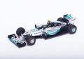 SPARK 1/43完成品 S4601 メルセデス F1 W06 n.6 Australian GP 2015 N.ロズベルグ