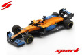 SPARK 1/43完成品 S6481 McLaren MCL35 No.55 2nd Italian GP 2020 C.Sainz Jr.