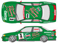 SHUNKO D361 1/24 Castrol Primera 1994 decal set (for Tamiya) 【メール便可】