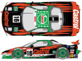 SHUNKO D373 1/24 Castrol NSX 1998 decal set (for Tamiya) 【メール便可】