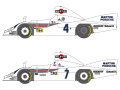 SHUNKO D382 1/24 Porsche 936/77 1977-78 LM decal set (for Tamiya) 【メール便可】