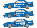 SHUNKO D432 1/24 Calsonic GT-R 1991-93 decal set (for Tamiya) 【メール便可】