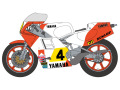 SHUNKO D445 1/12 Yamaha YZR500 & Rider #4 1983 decal set (for Tamiya) 【メール便可】