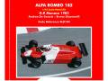 TAMEO SLK104 アルファロメオ 182 モナコGP 1982 チェザリス/ジャコメリ
