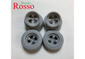Studio Rosso SRP-015 1/24 ワークスマグホイール(ゴッティタイプ) 15インチ (タイヤ付き)