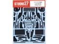 STUDIO27デカール CD20029 1/20 ベネトン B192 1992 カーボンデカール 【メール便可】